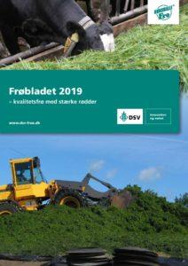 thumbnail of Frøbladet 2019